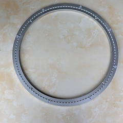 700mm No Noise Lazy Susan Bearing Turntable Bearings Slewing Swivel Bearing