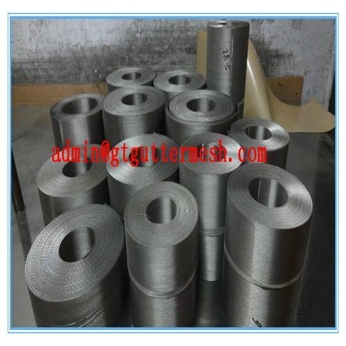 Plastic Extruder Filter Belt