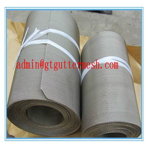Plastic Extruder Filter Belt 2