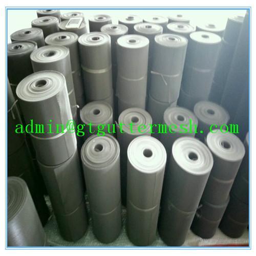 Aluminium Gutter Guard Mesh 3