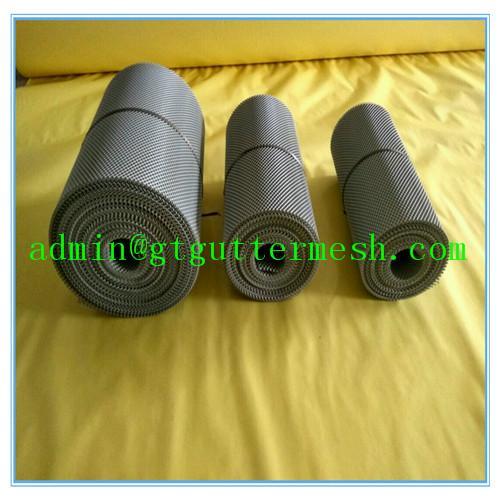Aluminium Gutter Guard Mesh 2