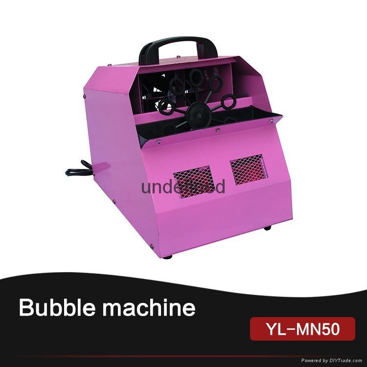 Disco DJ Stage Effects Party Bubbles Machine  1