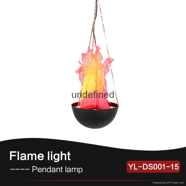 Stage Silk Artificial Fire Flame LED 1