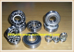 High quality Deep Groove Bearing6203,6204,6205.