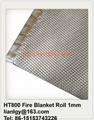 HT800 Fiberglass fire blanket roll  1mm 3
