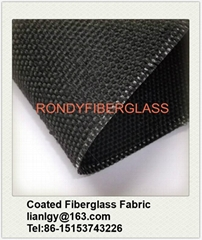Fireproof Fiberglass faric coated PVC ,Silicone , acrylic , verminicated