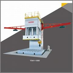 C frame 25ton - 1000ton hydraulic press machine