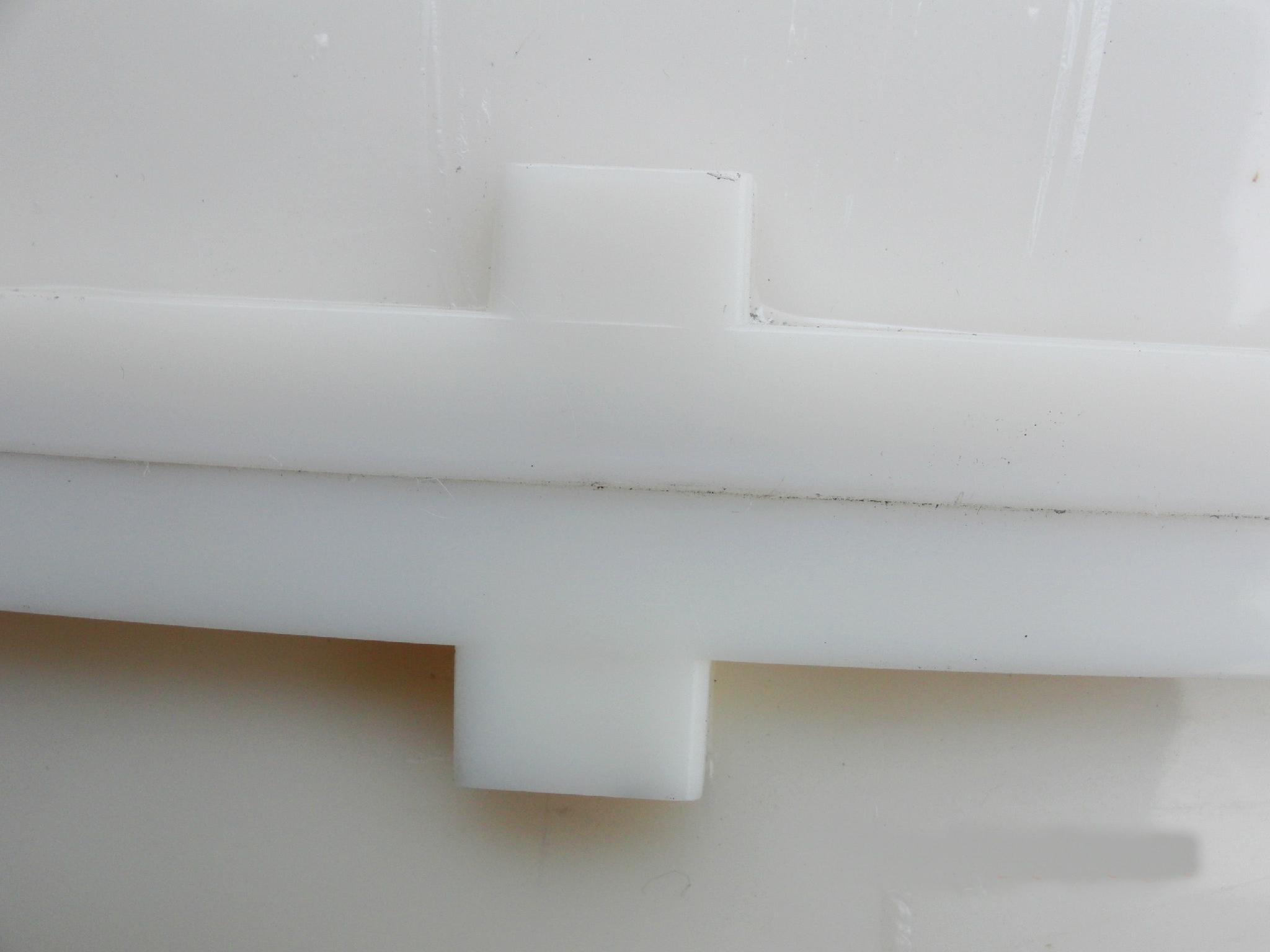 上海三星牌高精度H-800熱板熔接機 5