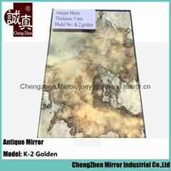 K2 Decorative antique mirror new design