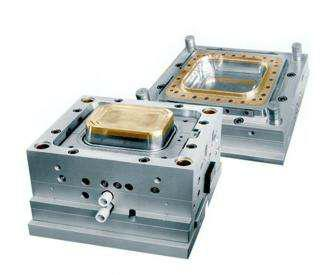 Plastic Thin Wall Crisper Box Injection Mould  1