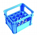 Plastic Bottle Crate Injection Mould