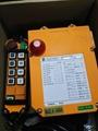 F24-8d Telecrane Industrial Radio Remote