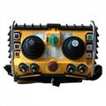 F24-60 Industrial Radio Dual Joystick Crane Remote Controller 1