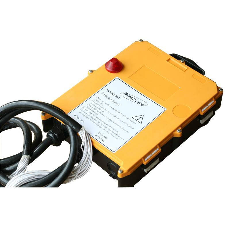 F24-60 Industrial Radio Dual Joystick Crane Remote Controller 5