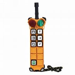 Industrial Wireless Remote Control Bridge Crane F24-6D