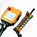 F24-10S/D Type Industrial Remote Control