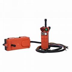 F21-2S, F21-2D Industrial Remote Control