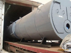 500KG to 6000KG/HR (36BHP to 427BHP) Whole Set Fire Tube Industrial Diesel Gas F