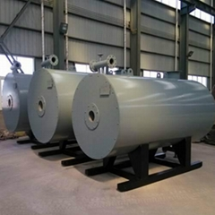 Best Sale High Quality Fully Automatic Natural Gas Fired Thermal Oil Boiler