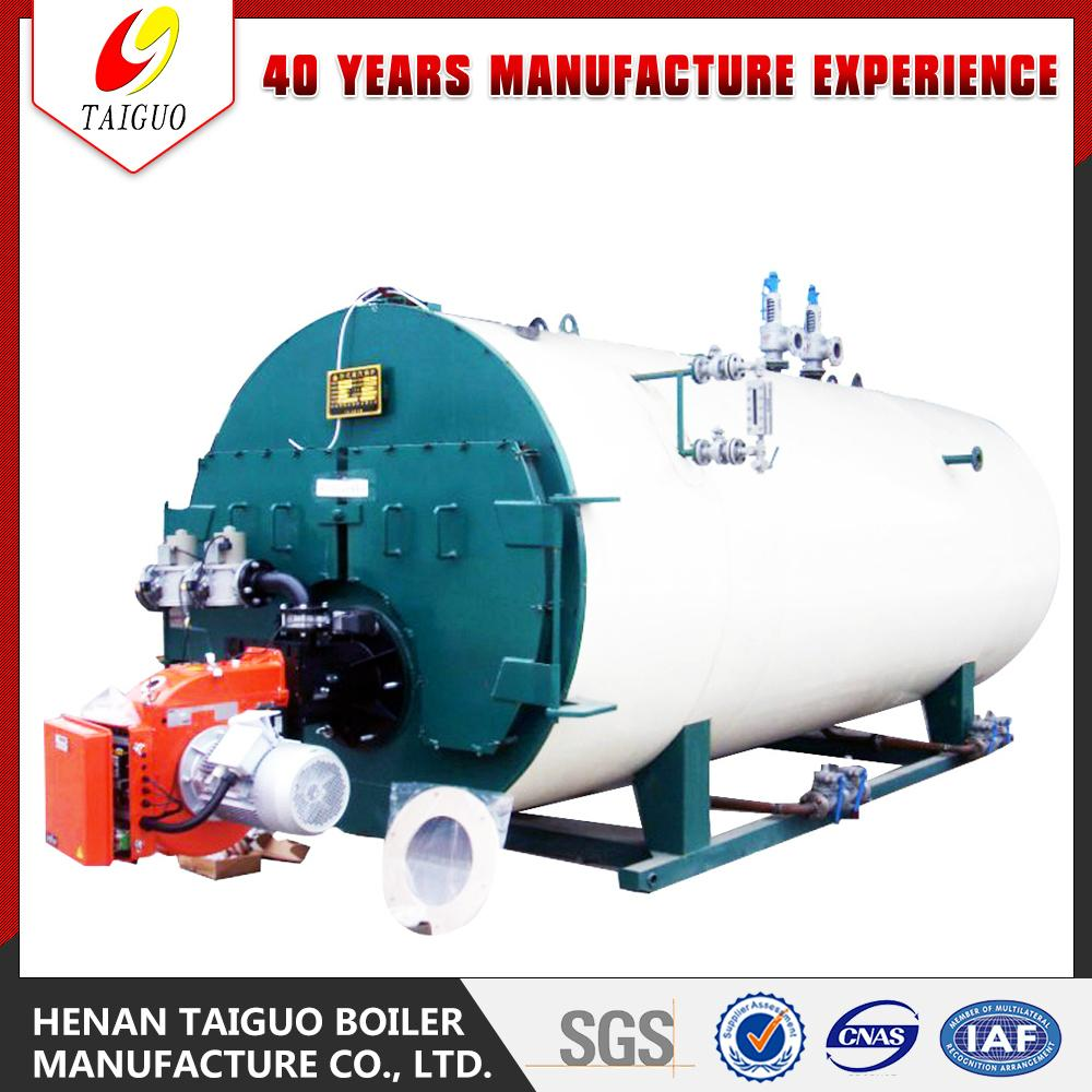 For Industry Use 500-6000KG/HR Full-auto Industrial Diesel Fire ...