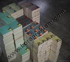 Print Wood Printing Cup Mat