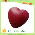 Small Heart-shaped Recordable Sound Chip for plush toy and doll simulation heart 3