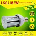 24watt LED Post Top Retrofit Light Retrofit LED Corn lamp 3