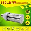 20watt Retrofit LED Corn lamp Post Top