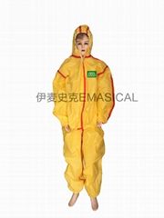 emasical EM3000 chemical protective coverall