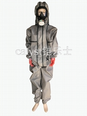 CALYSTl CA4000T H-quality Chemical protective clothing