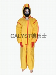 CA3000T chemical protective coverall