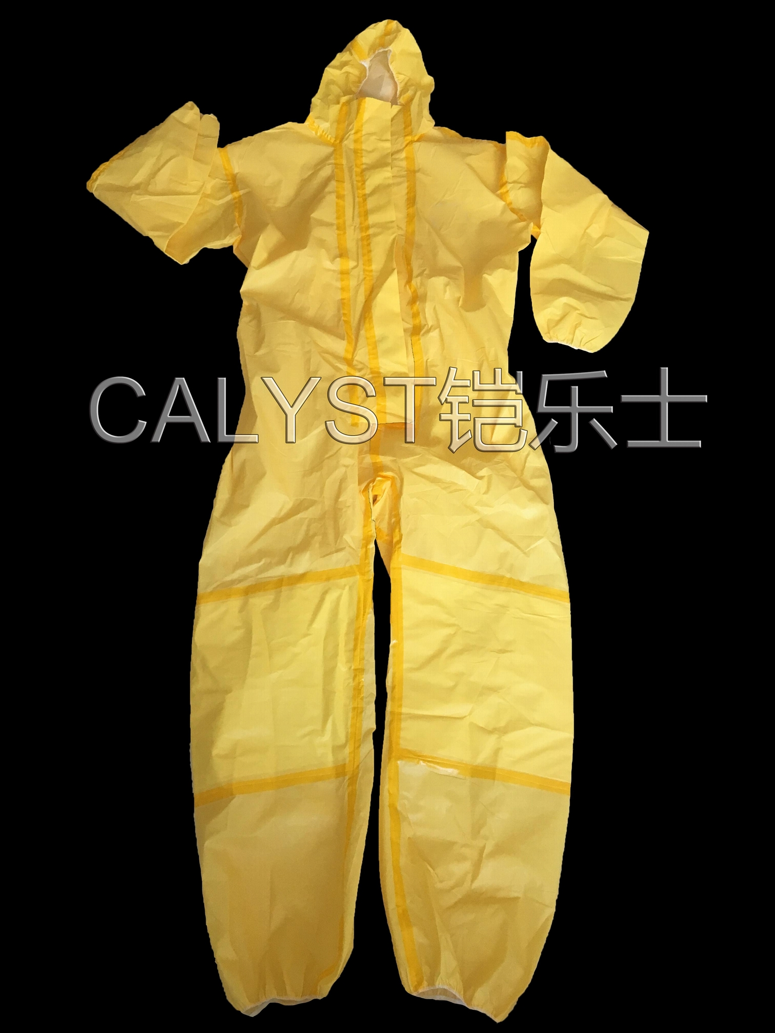 CA3000T chemical protective coverall 2