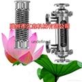 不鏽鋼潤滑油降溫冷卻器 螺旋繞管冷卻器 循環水降溫冷凝器大促銷 3