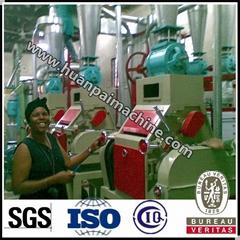 ten tpd High quality milling machine
