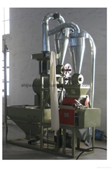 six tpd maize wheat flour mill machine with the good quality and lowest price