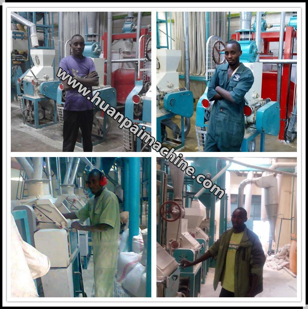 corn meal machine maize milling machine 4
