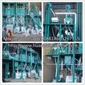 maize flour milling machine processing