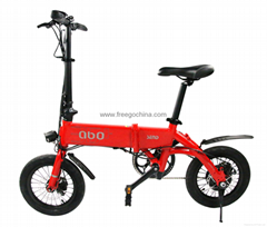 14inch aluminum alloy Folding electric bike
