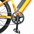 "full suspension 27"" 2-wheel electric mountain bike electric bicycle 4"