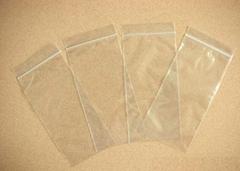 Custom PE Flat Bag