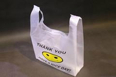 T shirt Bag T shirt bag on Roll