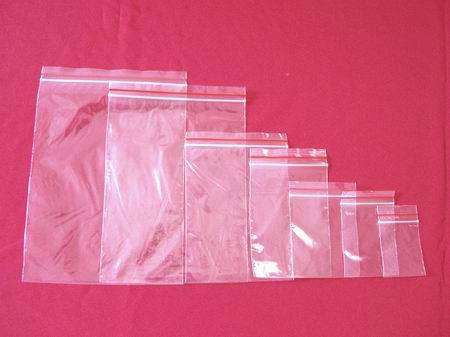 Plastic Zipper Bag Zip-lock Bag 5
