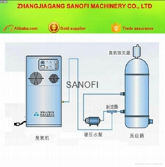 CH Ozone Sterilization Plant Machine Generating System