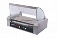 CE & ETL Hot dog roller machine with