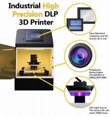 3D Plus Brand New Desktop 3D Printer DLP High Quality 3D printer