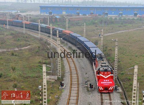 深圳到歐洲鐵路物流 2