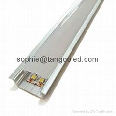 recessed LED aluminum pr