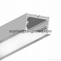 White Aluminum Profile LED Extrusion Light