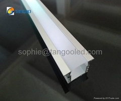 LED Track profiles for c