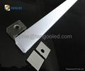 Aluminum light fixture, Led Light Bar Profile 1
